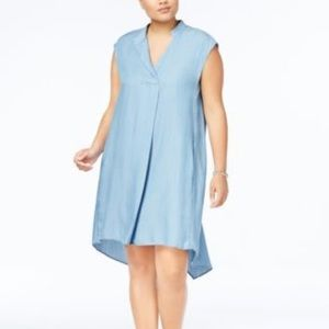 RACHEL Rachel Roy Chambray Harper Dress